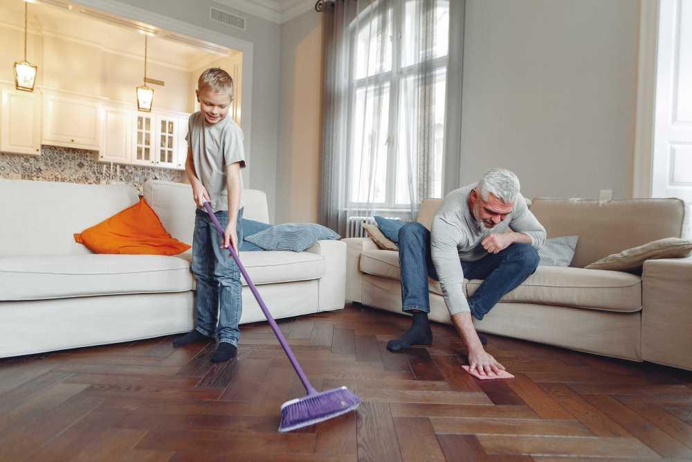 Sprzątanie domu po remoncie - praktyczne wskazówki